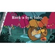 The Rainbow Collections Rock a Bye Baby (Official Lyric Video)